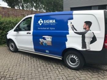 ELS Logistics Sigma Coatings